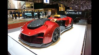 Engler Superquad MADNESS With Lamborghini Engine & More Cool Cars You Never Knew Existed WOW!