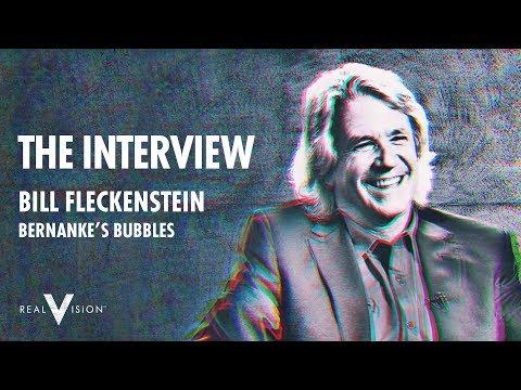 Bernanke's Bubbles (w/ Bill Fleckenstein And Jim Grant) | Interview | Real Vision™