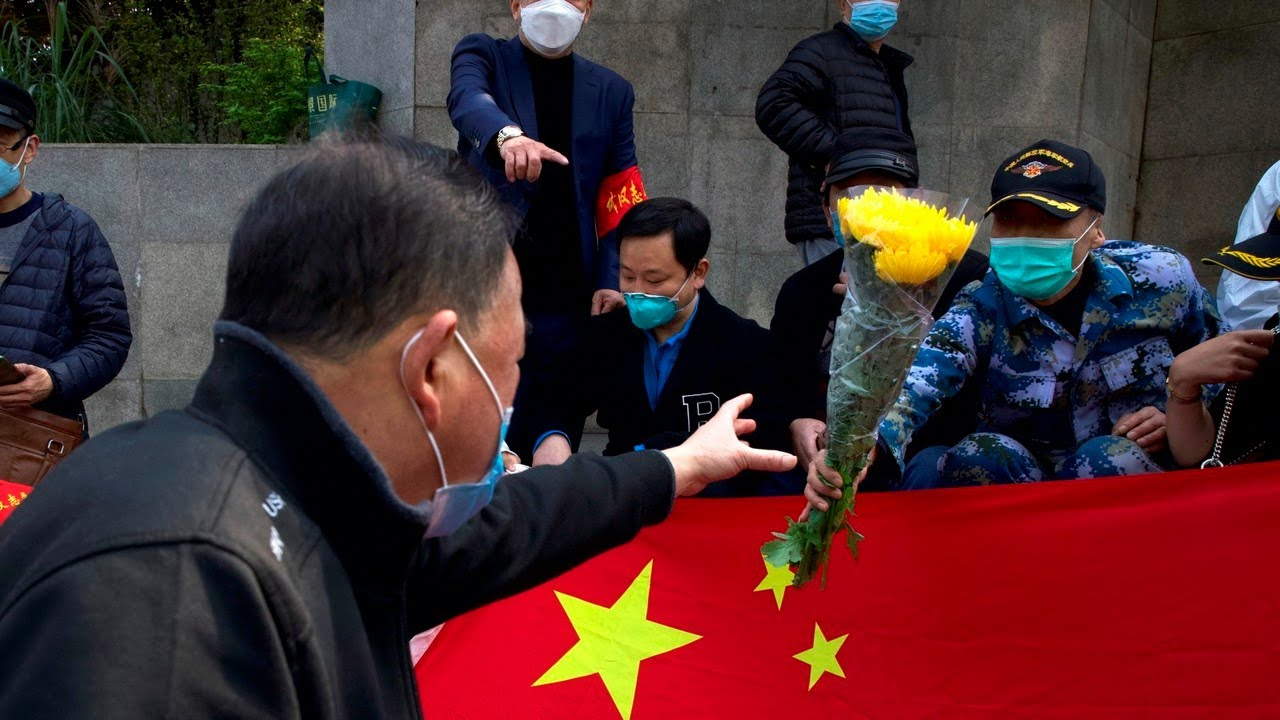 China's national COVID-19 death toll has been 'quietly updated'