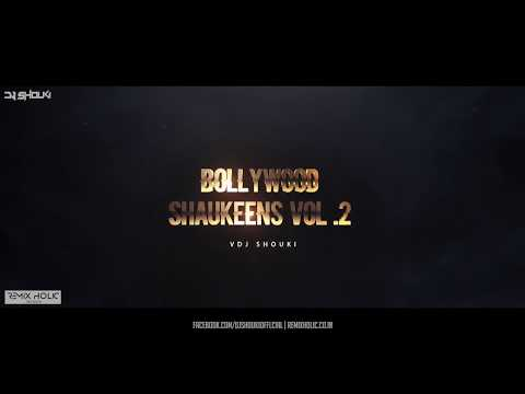 SHUT UP AND BOUNCE (Remix) | Teaser | DJ Shouki | BOLLYWOOD SHOUKEENS Vol.2