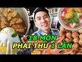 18 món ăn Thái Lan phải thử. Ẩm thực đường phố Thế Giới  THAILAND Street Food