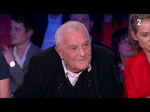 Philippe Sollers - On n'est pas couché 14 avril 2018 #ONPC