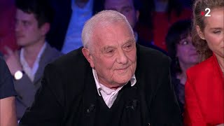 Philippe Sollers - On N'est Pas Couché 14 Avril 2018 #ONPC