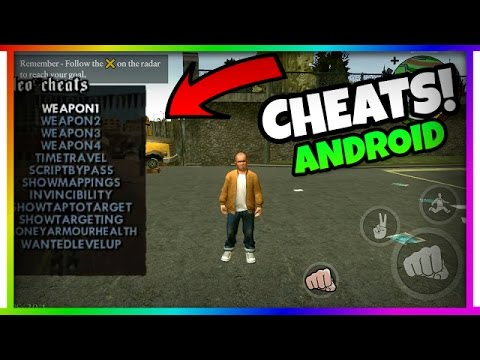How To CHEAT BULLY ANDROID (Cleo Script Mod)