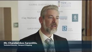 2018 8th Annual Operational Excellence in Shipping - Charalambos Sarantitis Interview