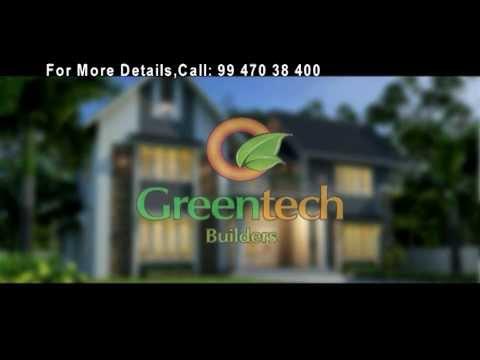GREENTECH BUILDERS - Budget Villas Starting From 30 lakhs -Best villa projects in kerala,ernakulam