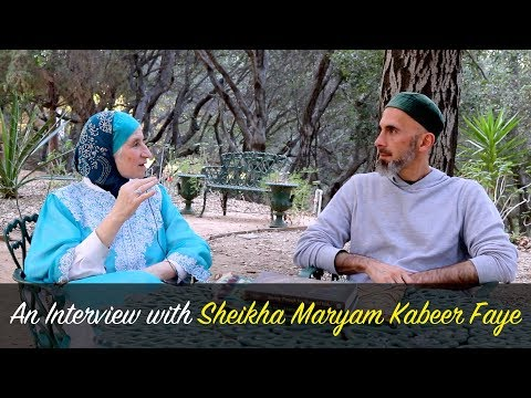 Interview with Sheikha Maryam Kabeer Faye