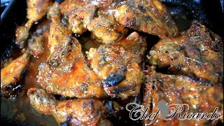 How To Make Sweet Chilli Chicken Dinner, Chef Ricardo Cooking