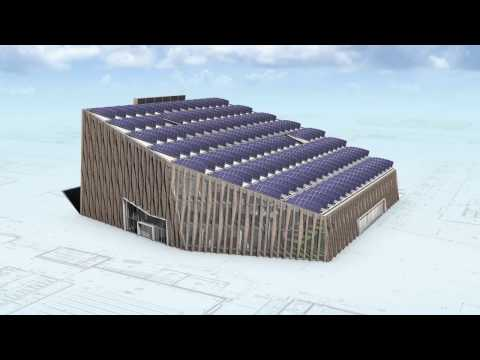The Energy Academy Europe building: how does it work?