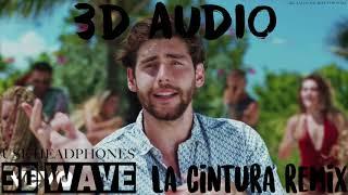 Alvaro Soler - La Cintura   Ft. Flo Rida, Tini  3d  Use Headphones