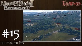 Mount & Blade II: Bannerlord News - #15 Map, Economy, and Quests!