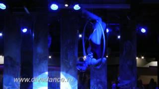 видео спб танцы на полотнах