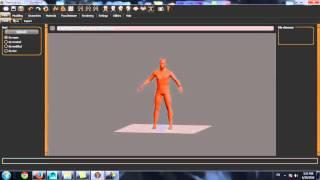 Как легко создать 3D персонажа.