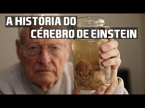 ROUBARAM O CÉREBRO DE ALBERT EINSTEIN: A História de Thomas Harvey