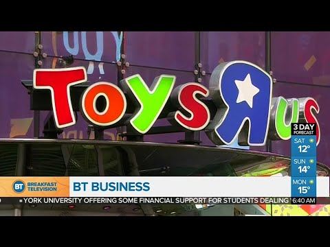 A possible bid on the table for Toys R Us Canada