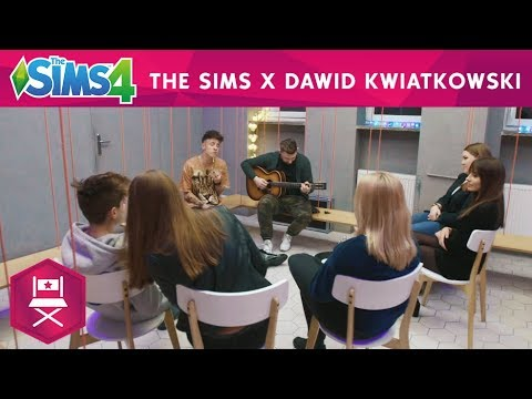 The Sims x Dawid Kwiatkowski - prywatny koncert thumbnail