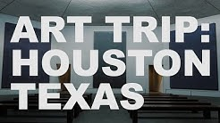 Art Trip: Houston | The Art Assignment | PBS Digital Studios