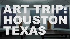 Art Trip: Houston | The Art Assignment | PBS Digital Studios
