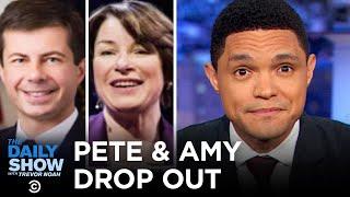Biden Wins South Carolina & Buttigieg and Klobuchar Drop Out | The Daily Show