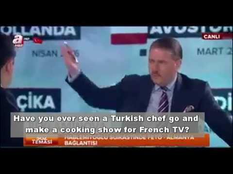Erdoğan's chief advisor: Foreign chefs in Turkey are spying