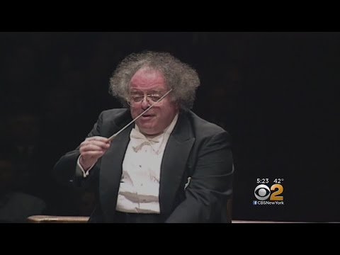 Met Opera Fires Longtime Conductor James Levine, Citing 'Credible Evidence' Of 'Sexually Abusive' Co
