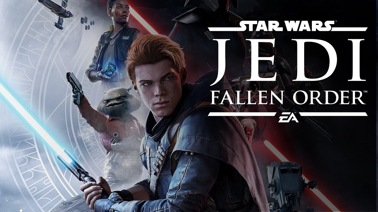 Star Wars : Jedi Fallen Order - YouTube