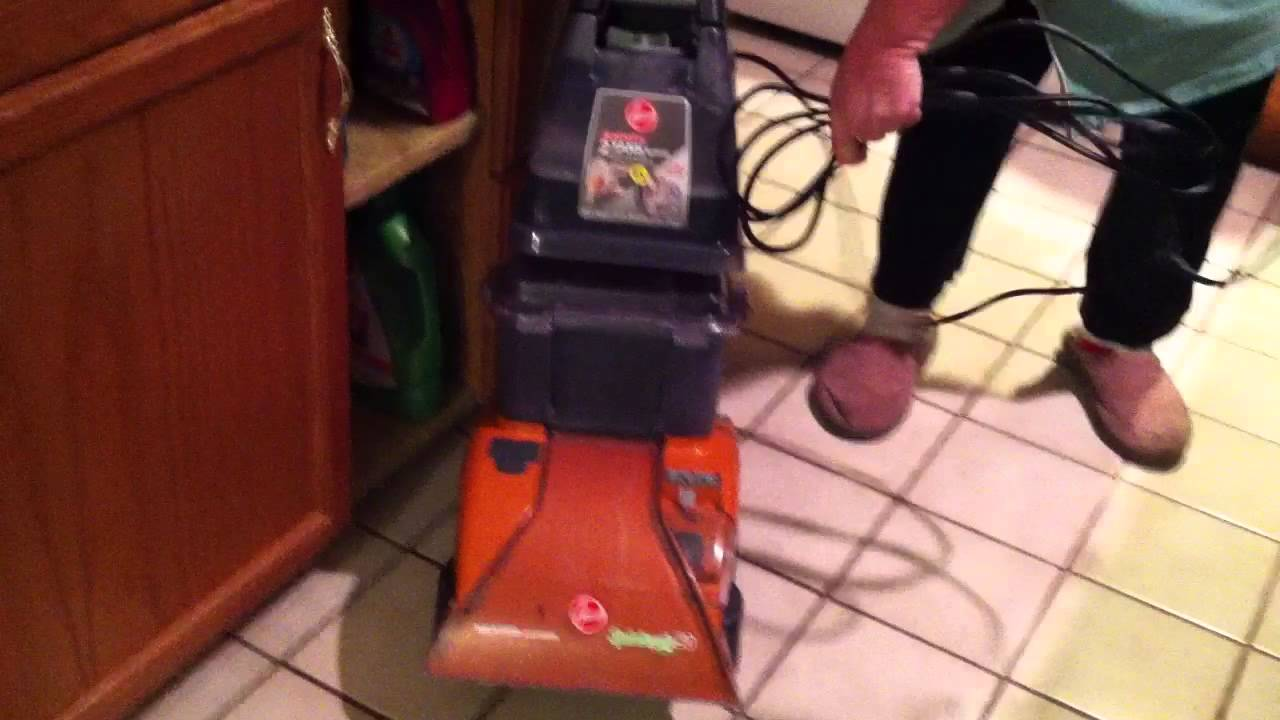 hoover housecleaning heaven by hoover steamvac spinscrub