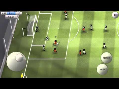 [Stickman Soccer] Best goal on the Soccer Stickam !!! thumbnail