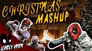 Christmas Mashup | PUBG VR (BAM) Onward Pavlov | FPS Virtual Reality