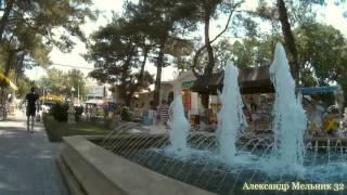 Прогулки по Кабардинке август 2015. SJCAM M10(, 2016-02-01T14:27:52.000Z)