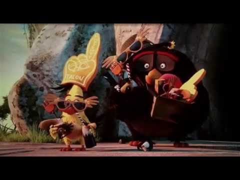 Angry Birds the Movie – Pigs Are Stealing the Eggs