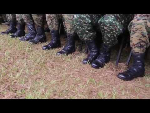 SPMAGTF-CR-AF Marines Participate in Uganda Logistics