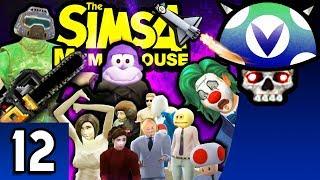 [Vinesauce] Joel - The Sims 4: Meme House ( Part 12 Season 1 Finale )