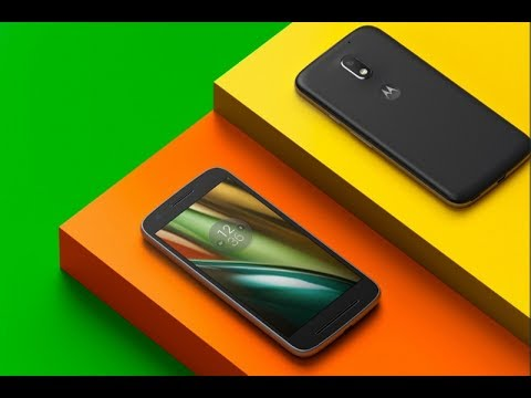 Moto E3 Power Budget Android Phone Unboxing &overview |The gadget showbiz