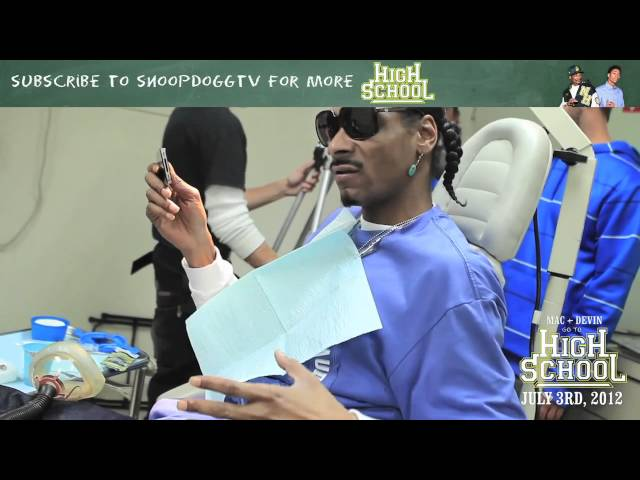 Snoop & Wiz Talking Behind The Scenes #MacAndDevin