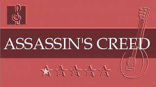 Mandolin & Guitar Duet - Ezio's Family - Assassin's Creed II (Sheet music - Guitar chords)