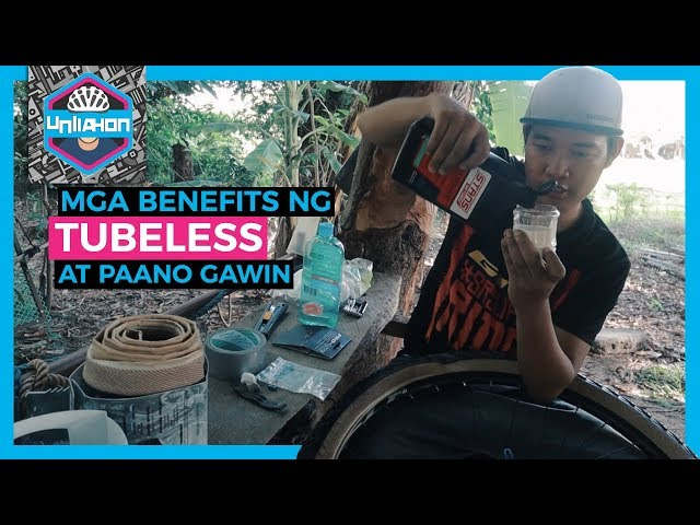 First Time Sinubukan mag TUBELESS SETUP - Usapang Tubeless