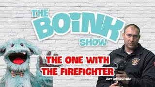 The One with the Firefighter