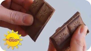 Alles über Schokolade und Kakao | SAT.1 Frühstücksfernsehen