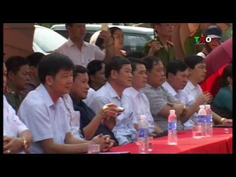 Liên hoan văn hóa các dân tộc tỉnh Thanh Hóa lần thứ XVI