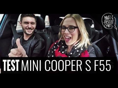 IDEALNY DLA KOBIETY ?! MINI COOPER S TEST - #30 WAC