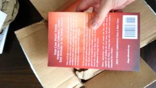 "CreateSpace ""The Armor of God"" 5'' x 8'' Paperback Unboxing"