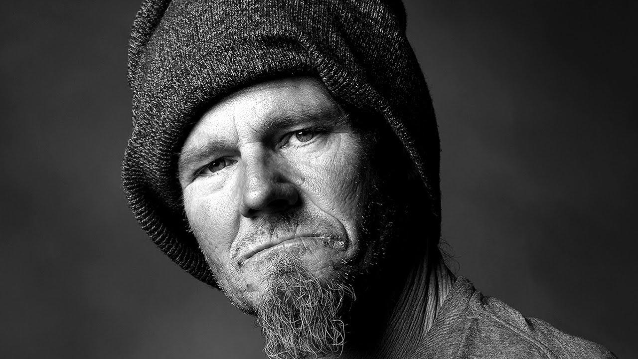 Homeless Man-Levi