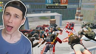 HOW YOU SHOULD PLAY DEATHMATCH IN PUBG MOBILE!