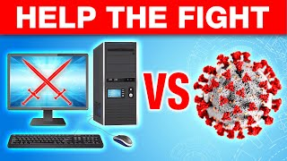 ⚠️Help FIGHT CoronaVirus With Your Computer⚠️