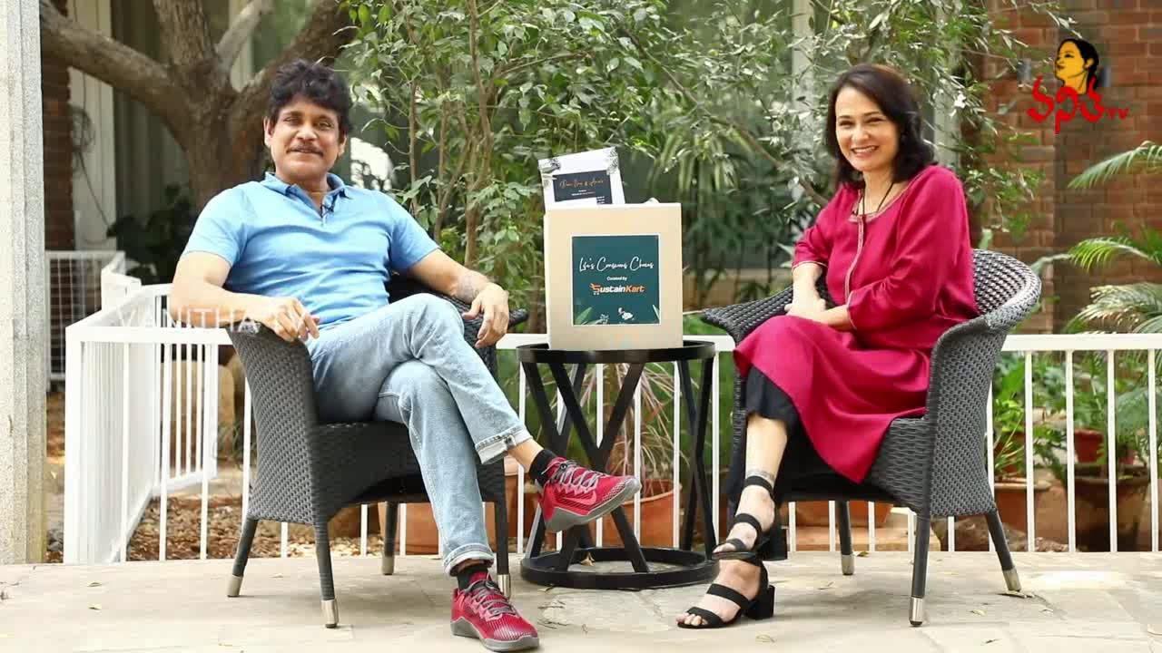 Download Nagarjuna & Amala Akkineni Launched SustainKart   Shilpa Reddy   Vanitha TV