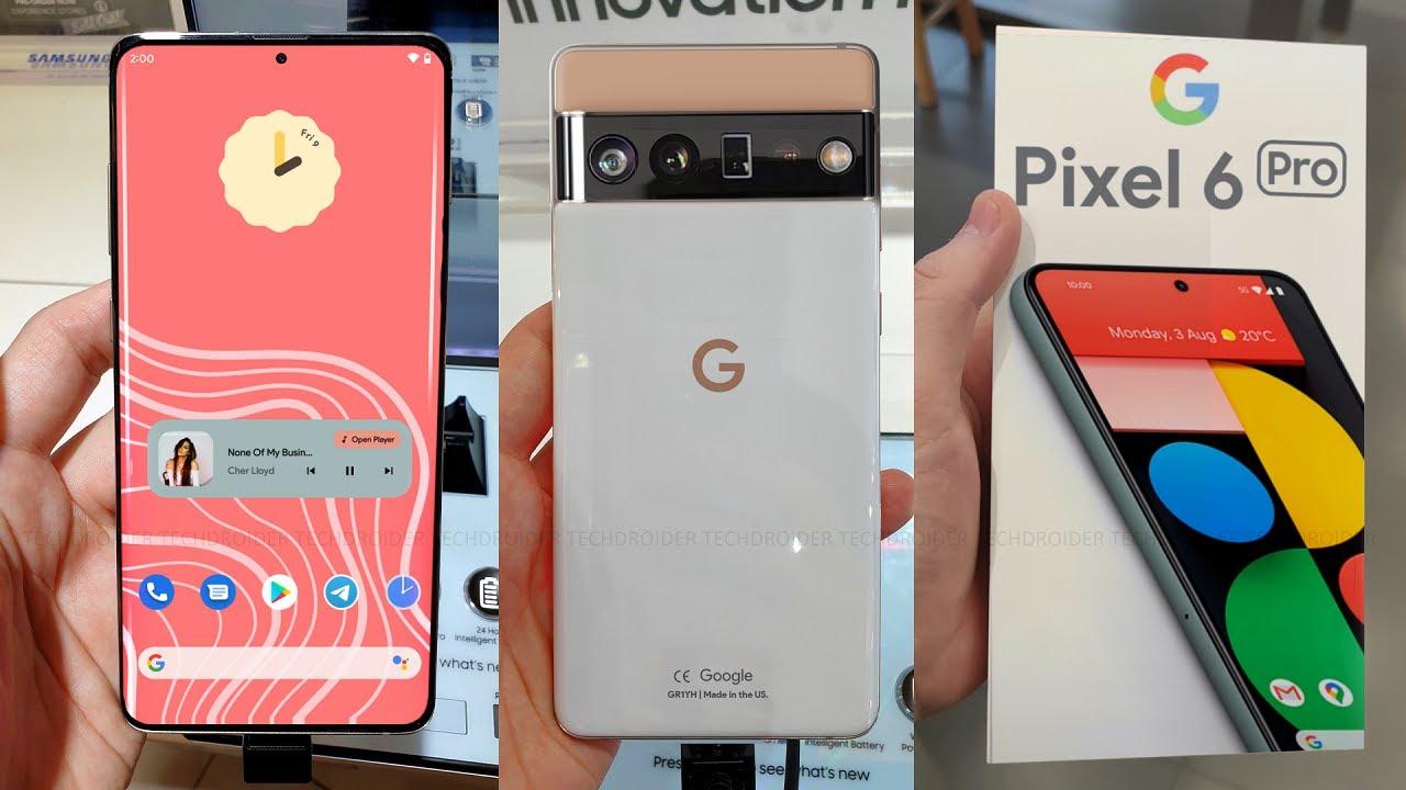 Google Pixel 6 Pro - OMG!