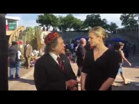 Rabbi Michael Lerner at Muhammad Ali