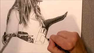 Drawing Tara Howley