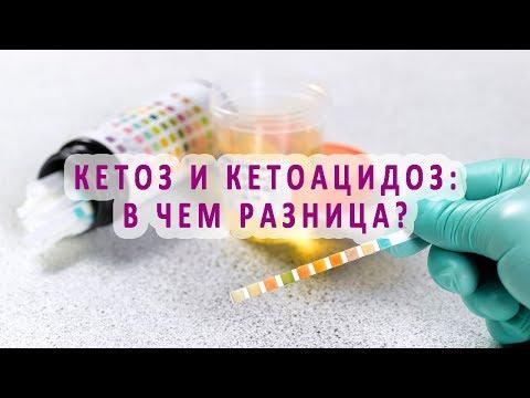 Кетоз и кетоацидоз: в чем разница?